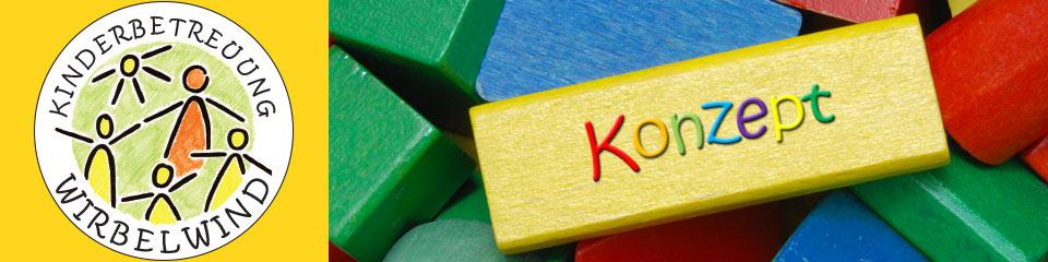 Konzept der privaten Kinderbetreuung