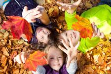Frühling, Sommer, Herbst und Winter – kunterbunte Jahreszeitenevents